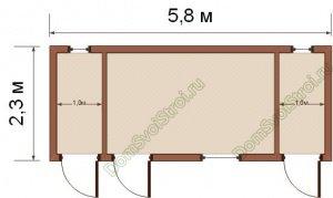 Хозблоки для дачи с туалетом